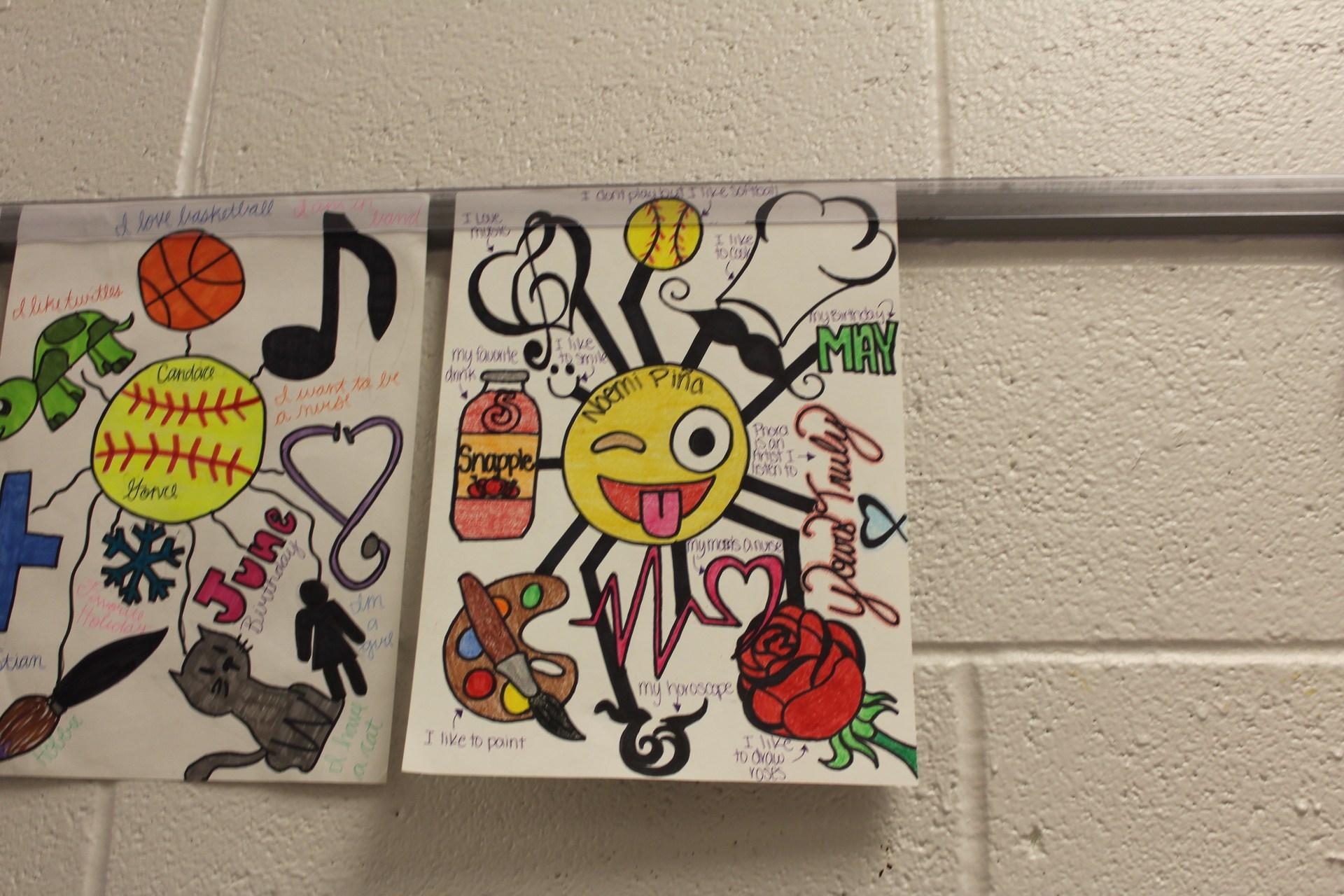 Student Art Work