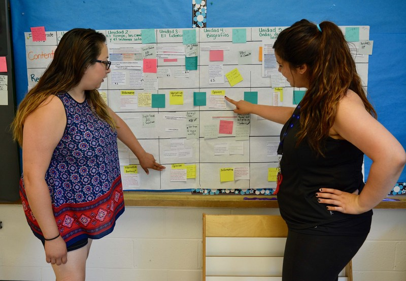 Student Biliteracy Moves into Year Two Featured Photo