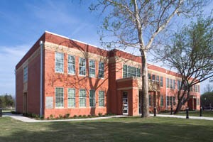 Lancaster ISD Administration Building