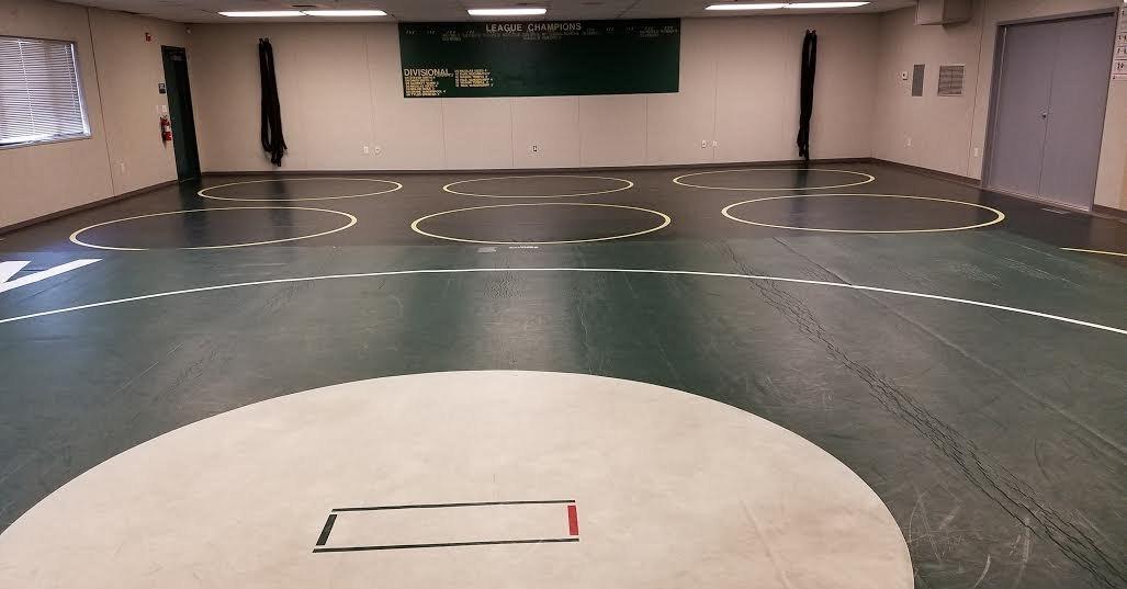 LHS Wrestling Room