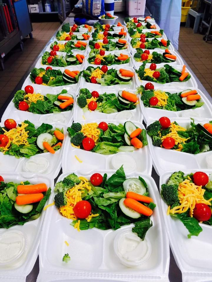 Entree Salads