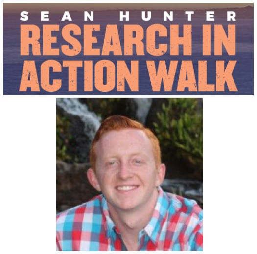 Sean Hunter Research in Action Walk! Featured Photo