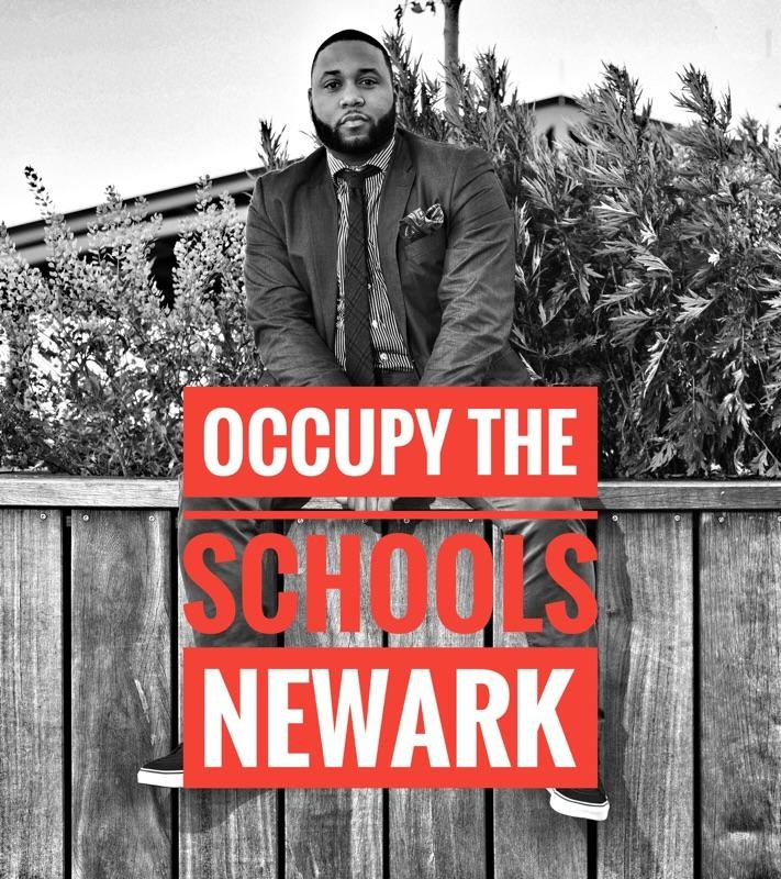 MPTCS and Occupy the Schools Newark Thumbnail Image