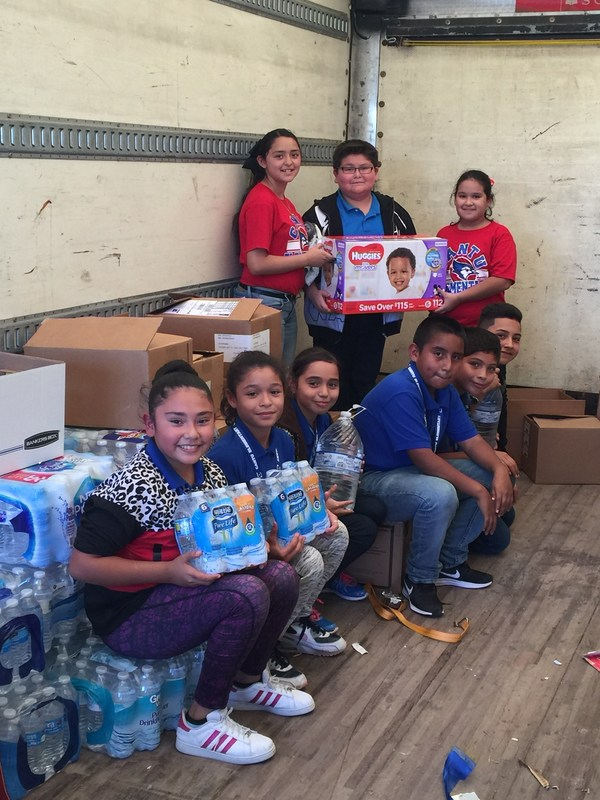 Cantu Blue Jays With Donations