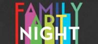 Family Art Night at MBMS