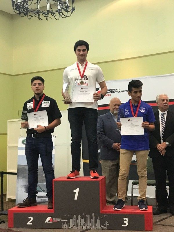 Alumnos del Irish Institute Monterrey obtienen el 1er lugar regional en la competencia de F1-Schools Featured Photo