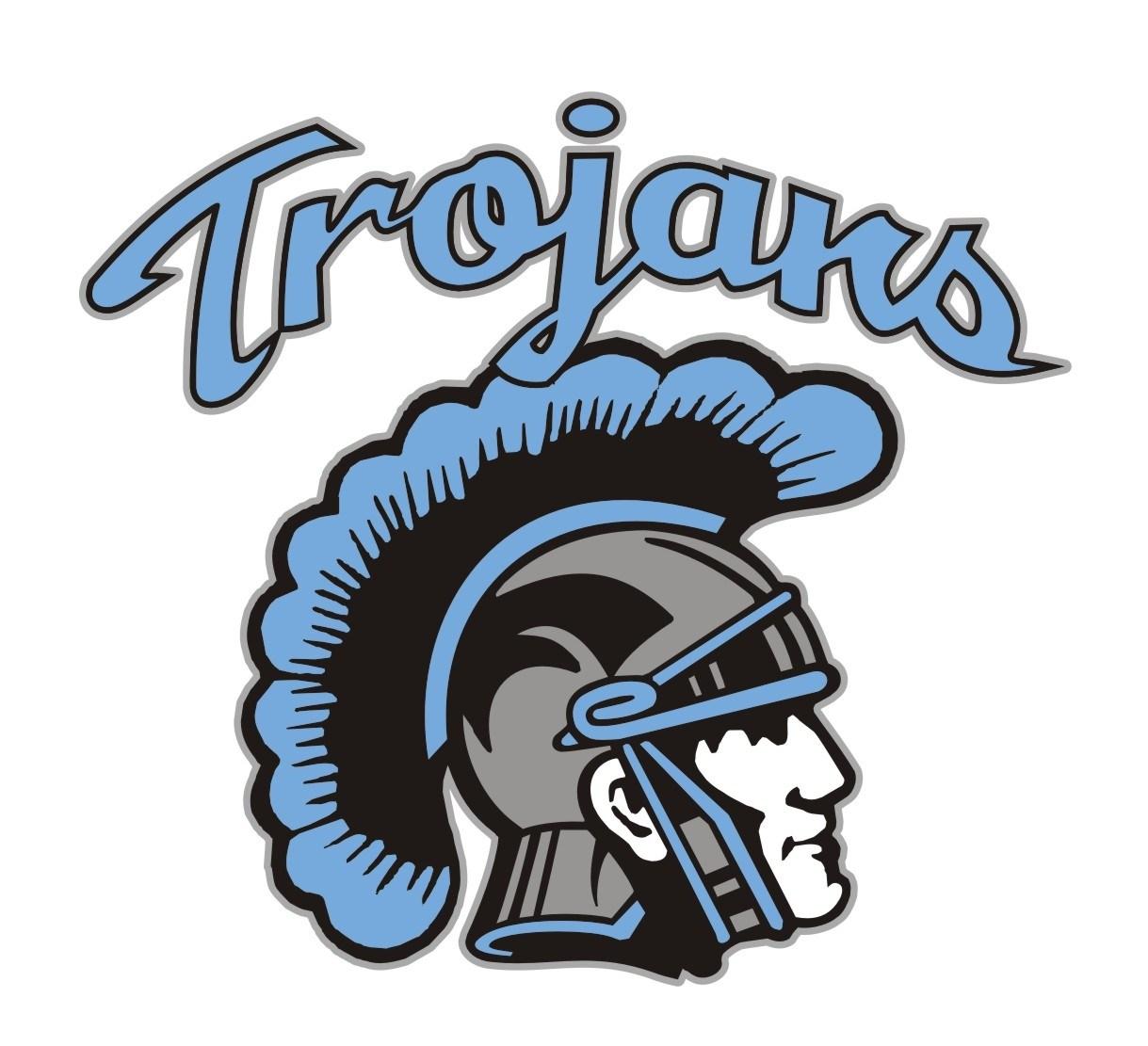 Trojan Head Logo