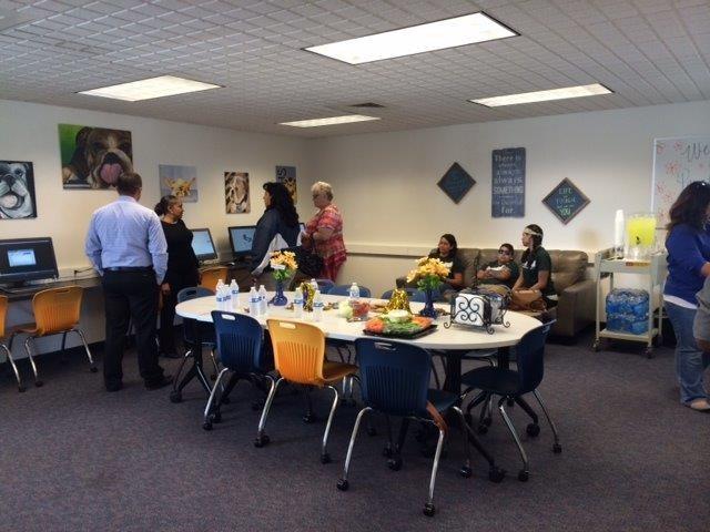 Golden Valley Parent Center Open House
