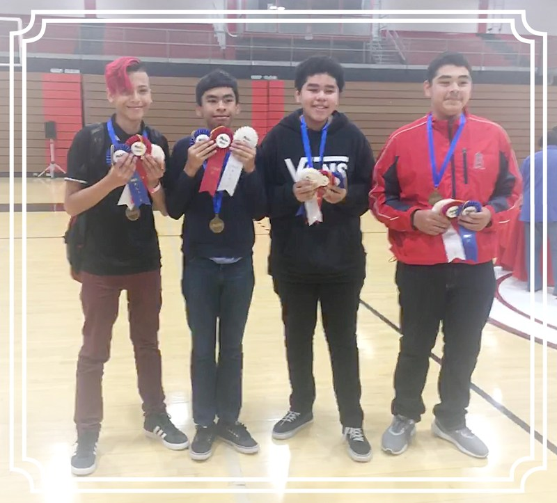 CCMS Students win big at MESA Regional Competition. Featured Photo
