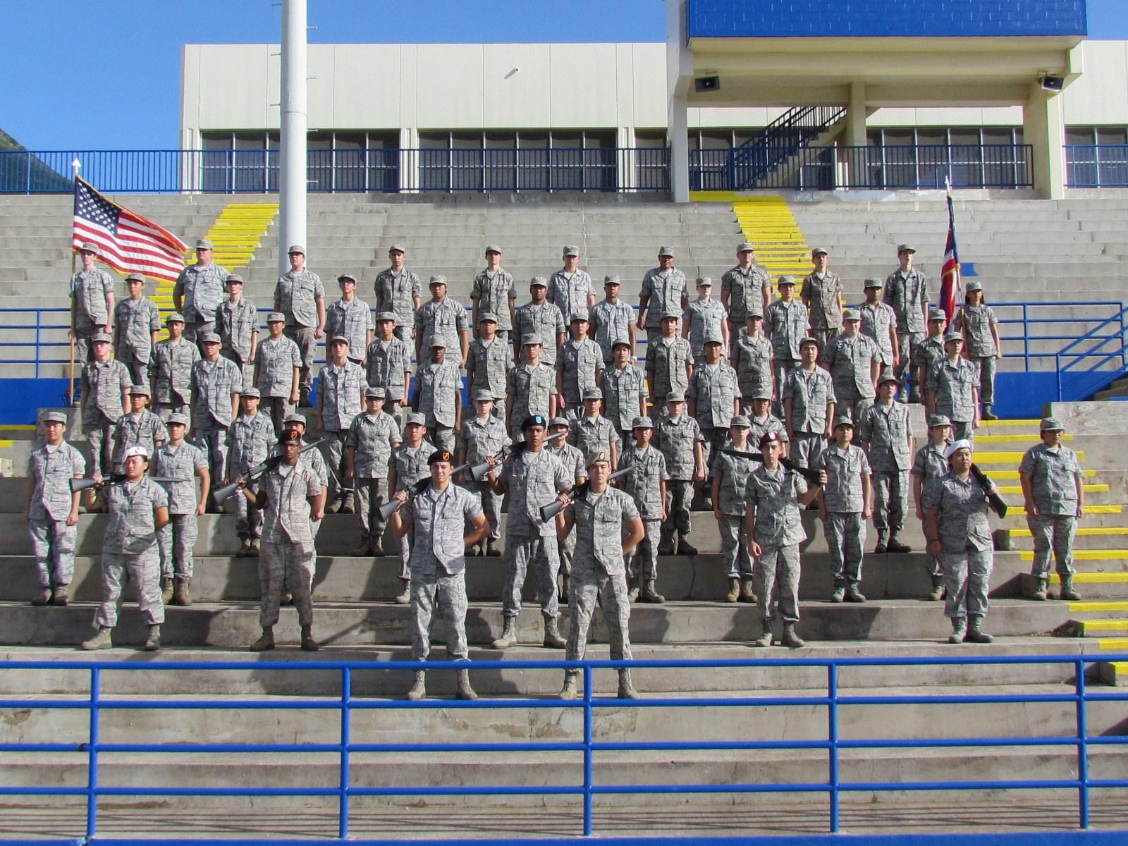 AFJROTC squadron