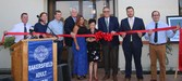 Ribbon Cutting Ceremony for The Job Spot
