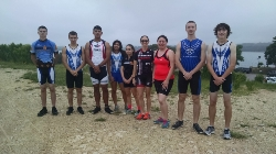 Cadets Tri Boerne Run Group May 2015.jpg