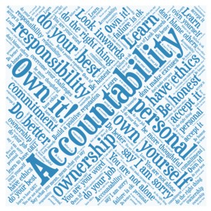 accountability wordle