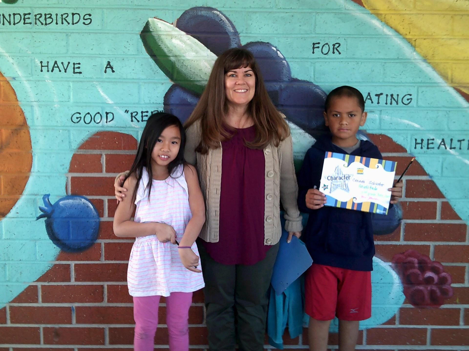 Mrs. Johnson's December Honorees