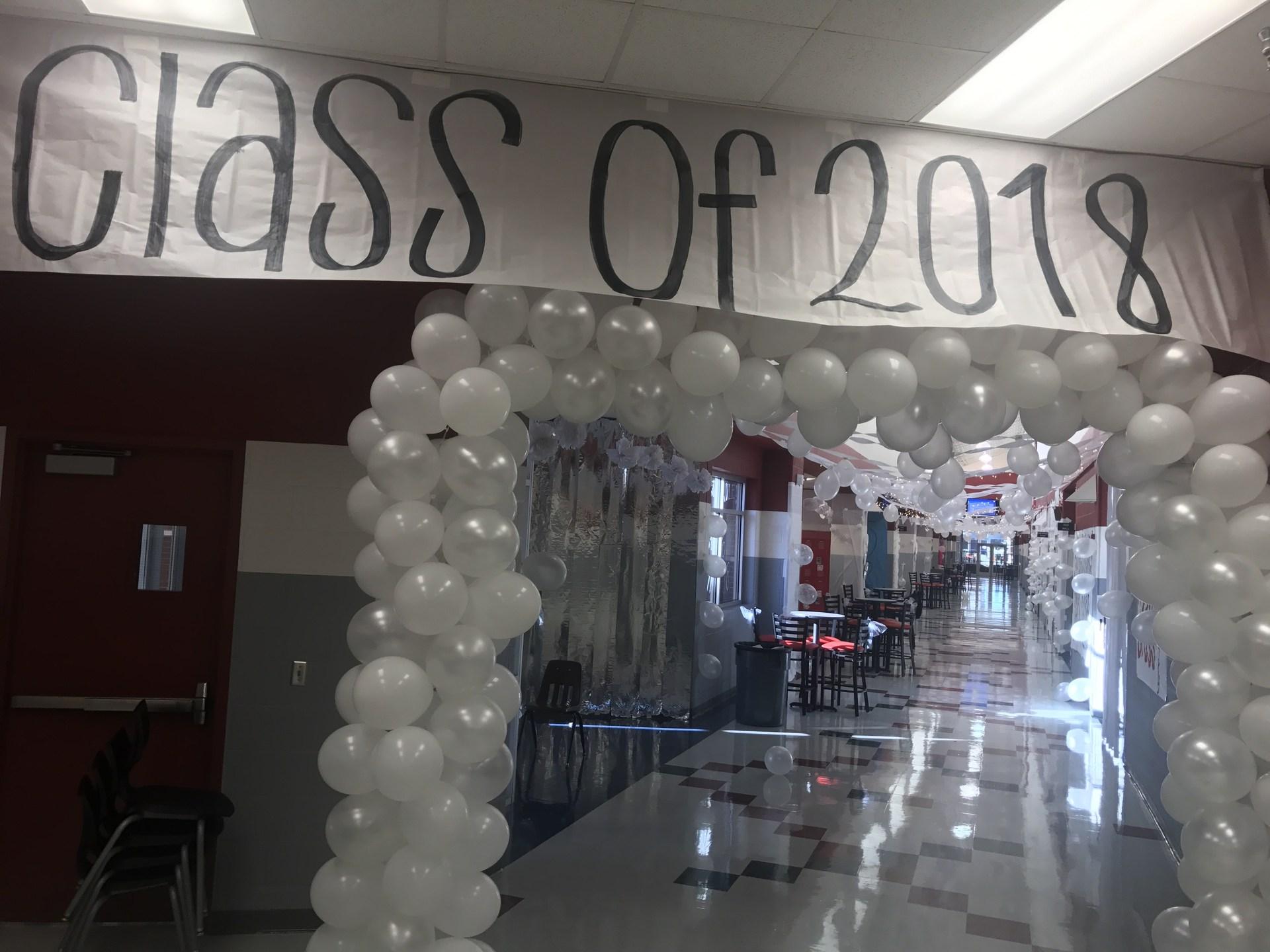 Class of 2018 Hall