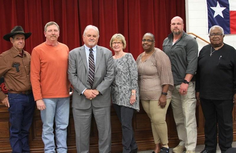 Dr. Leland R. Moore named COCISD Superintendent Thumbnail Image