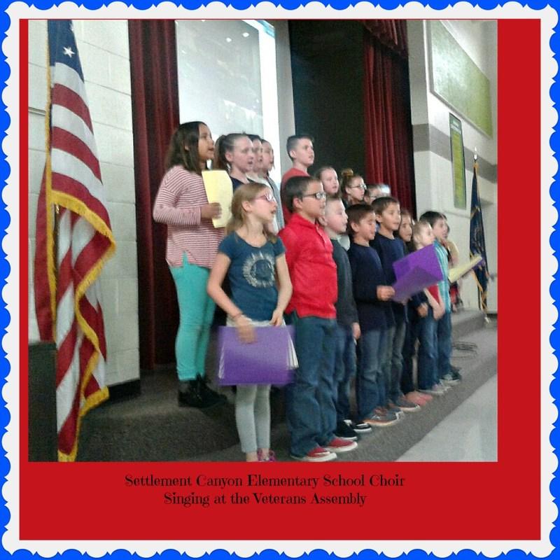 Settlement Canyon Elementary School Choir Thumbnail Image