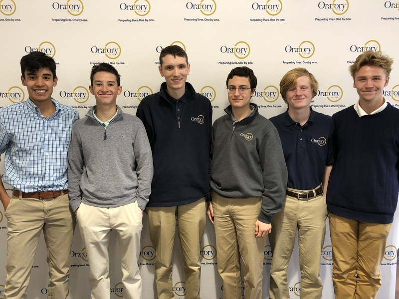Seven Students Qualify for National Merit Scholarship Competition Featured Photo