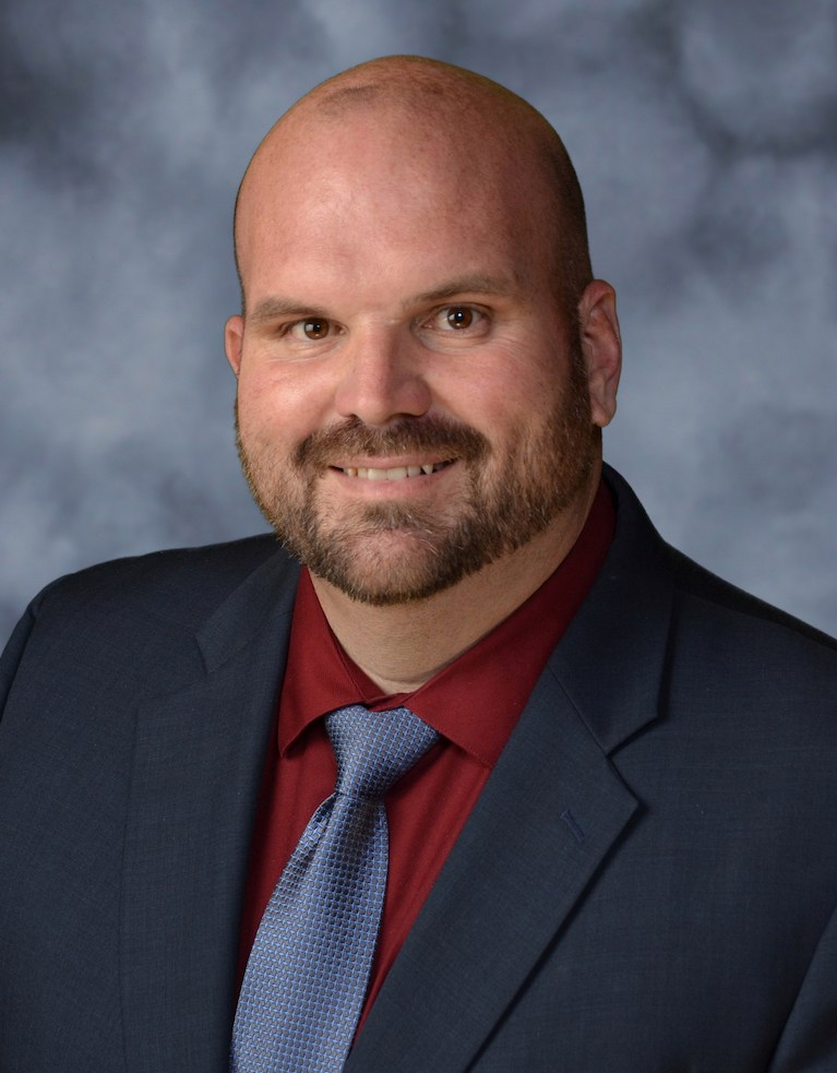 Dr. Jeff Seeton, Principal