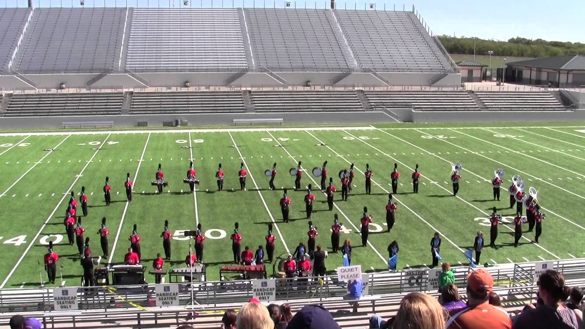 UIL Band Competition picture