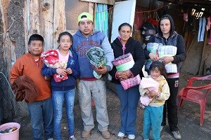 Escuadrón cobijas llegó al Ajusco Featured Photo