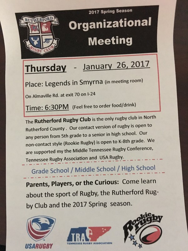 Rugby Information