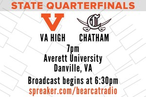 Bearcat Radio will broadcast the game live
