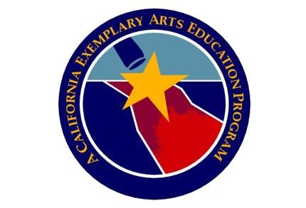 CA Exemplary Arts Education Program Logo