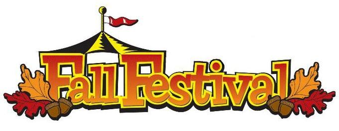 Image of Fall Festival text