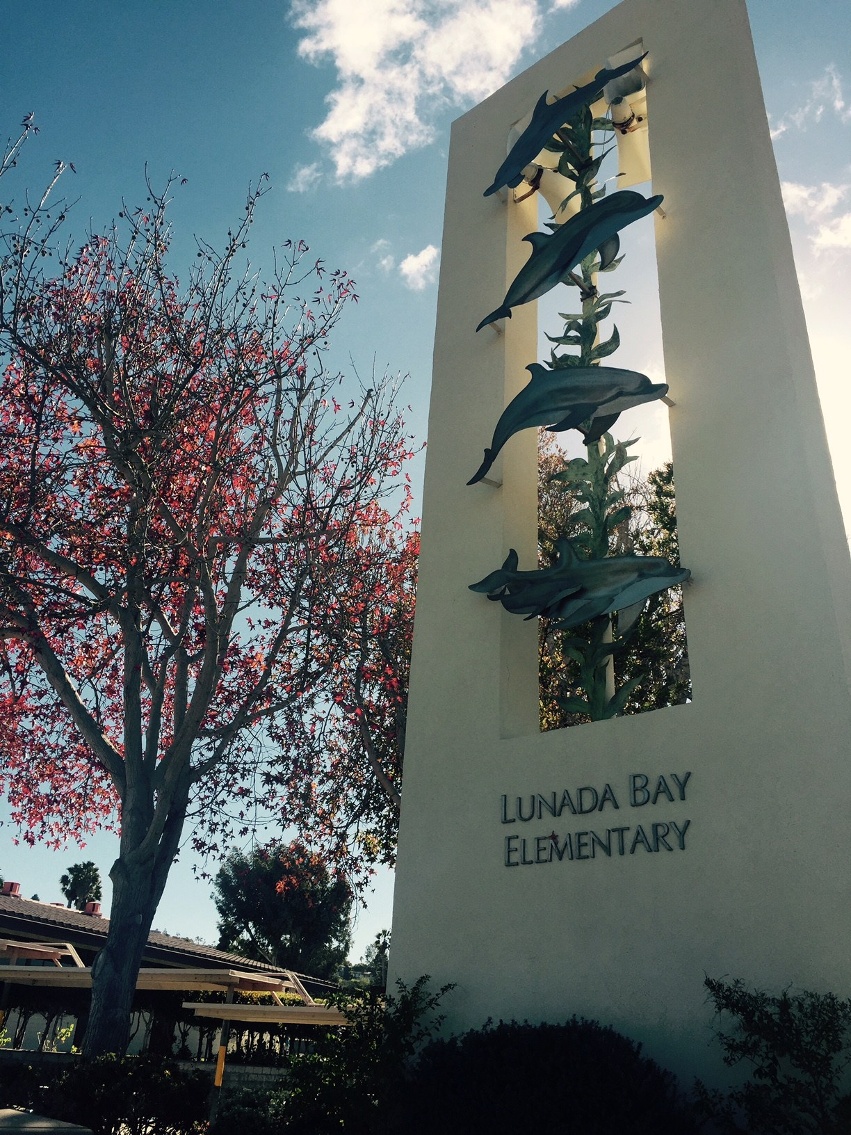 Lunada Bay Bell Tower