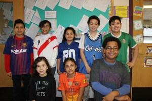 6th grade jersey wearers