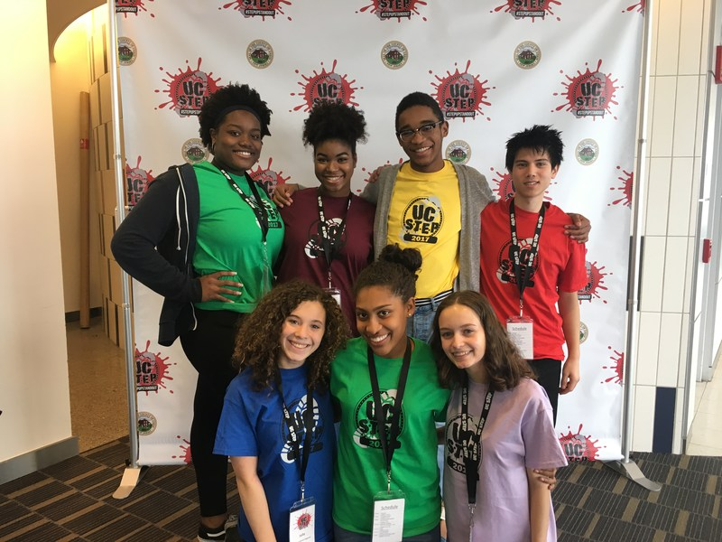 Several members of Union Catholic's Student Advisory Club attended Union County STEP Summit Thumbnail Image