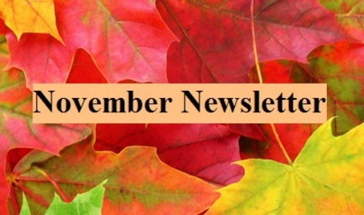 Lincoln School November Newsletter Thumbnail Image