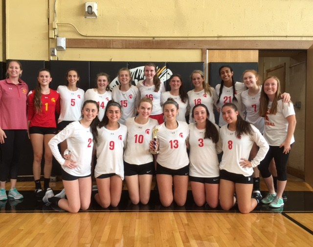 Volleyball Advances to Finals at Wantagh Invitational Featured Photo