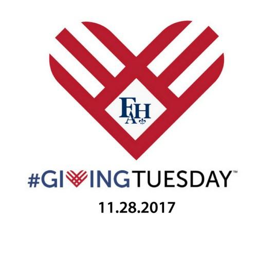 Tuesday, November 28th, is #GivingTuesday Thumbnail Image