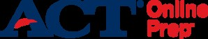 logo for online ACT prep class