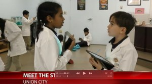 Edison STEM scouts Fios Interview
