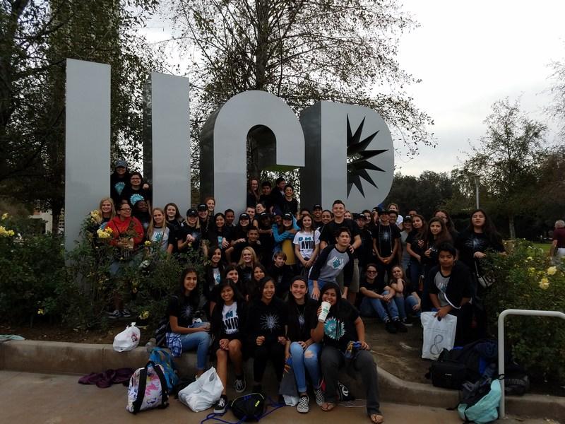 DMS AVID at UCR