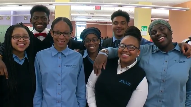 For 7th Straight Year, Every Senior At Cristo Rey Heading To College Thumbnail Image