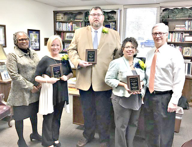 Tipton County Teachers Of The Year Recognized Featured Photo