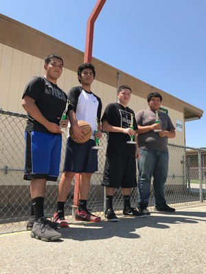 Championship Players: Jonathan Lozoya 2nd Place, Erv Escamilla 1st Place, Jose Mendez 1st Place, Diego Figueroa 2nd Place