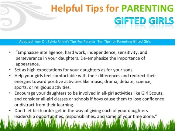 Parenting a Gifted Child