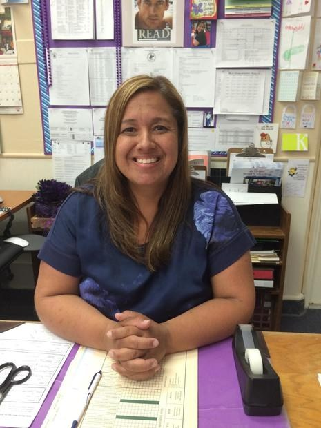 Ms. Anita Salcido - Office Clerk