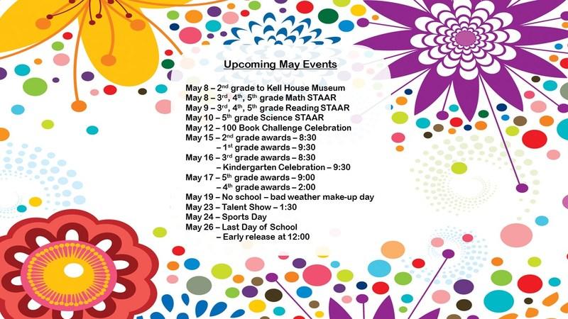 Upcoming May Events Thumbnail Image