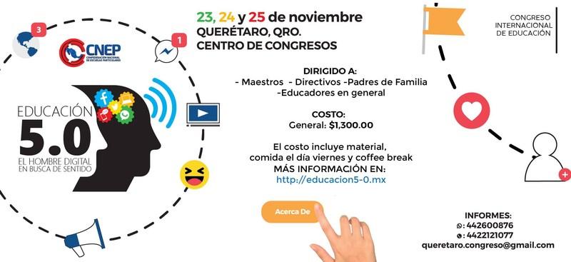 Educación 5.0 El Hombre Digital En Busca De Sentido Featured Photo