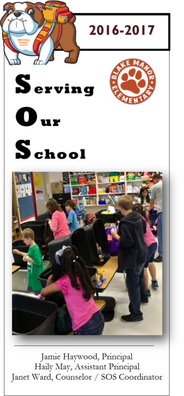 BME'S Serving Our Schoool (SOS) CLUB! Thumbnail Image