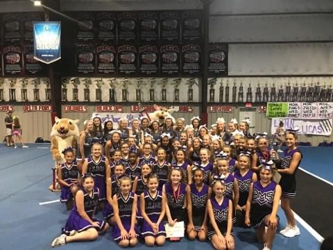 Willis ISD Cheer Teams