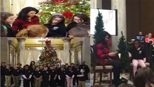 Leadership Council Trip to the State House