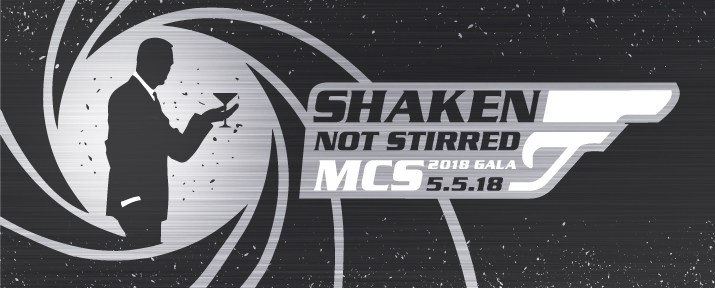 2018 MCS Annual Gala:  007 Shaken, Not Stirred Featured Photo