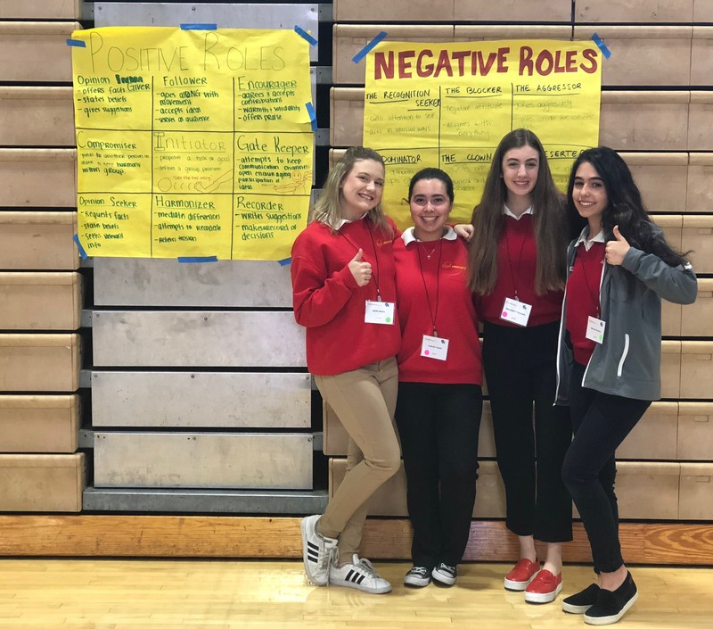 TACSC Leadership Day at Rosary Featured Photo